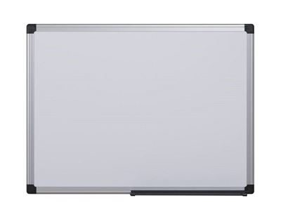Whiteboard Viol, BxH 600x450 mm, lackerat stål