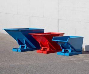 Tippcontainer Argos