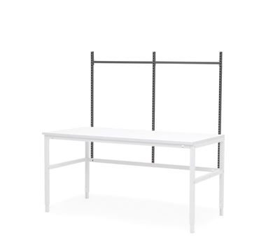 Påbyggnadspaket 3, till Embla, Vala, Vestre, Granit och Klippa, arbetsbord 2000mm