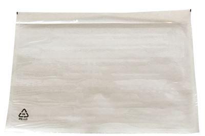 Packsedelsficka C4 blank, 1000 st/fp