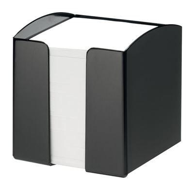 Blockask Trend inkl. 800 blad, svart