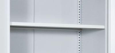 Extra hyllplan till Förvaringsskåp XL 1000x535 mm, ljusgrå