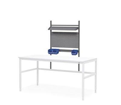 Påbyggnadspaket 2, till Embla, Vala, Vestre, Granit och Klippa, arbetsbord 2000mm