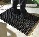 Arbetsplatsmatta Safe Slip 400x600x23 mm