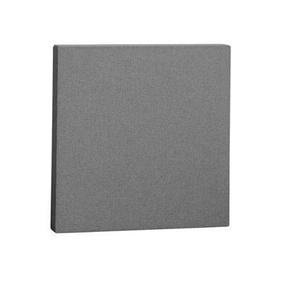 Ljudabsorbent kvadrat, 600x600 x50 mm, Mellangrå