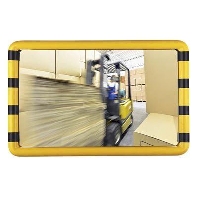 Industrispegel Gul, inomhusbruk, 600x900 mm