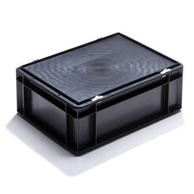 Plastback Euroback Waldo ESD, 400x300x145mm, 4-pack